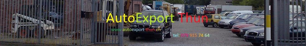 Autoexport Thun